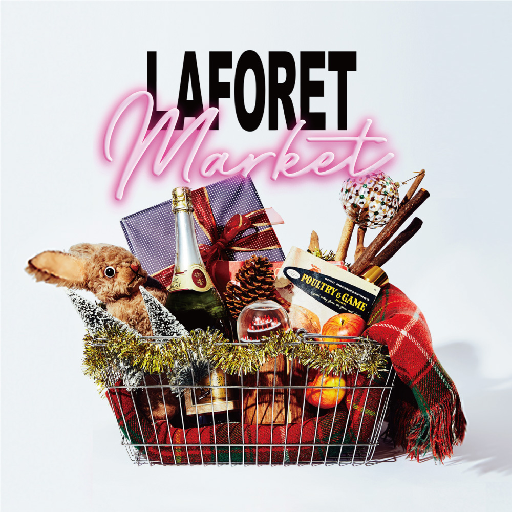 Laforest Market,MARTE,ヴィンテージ
