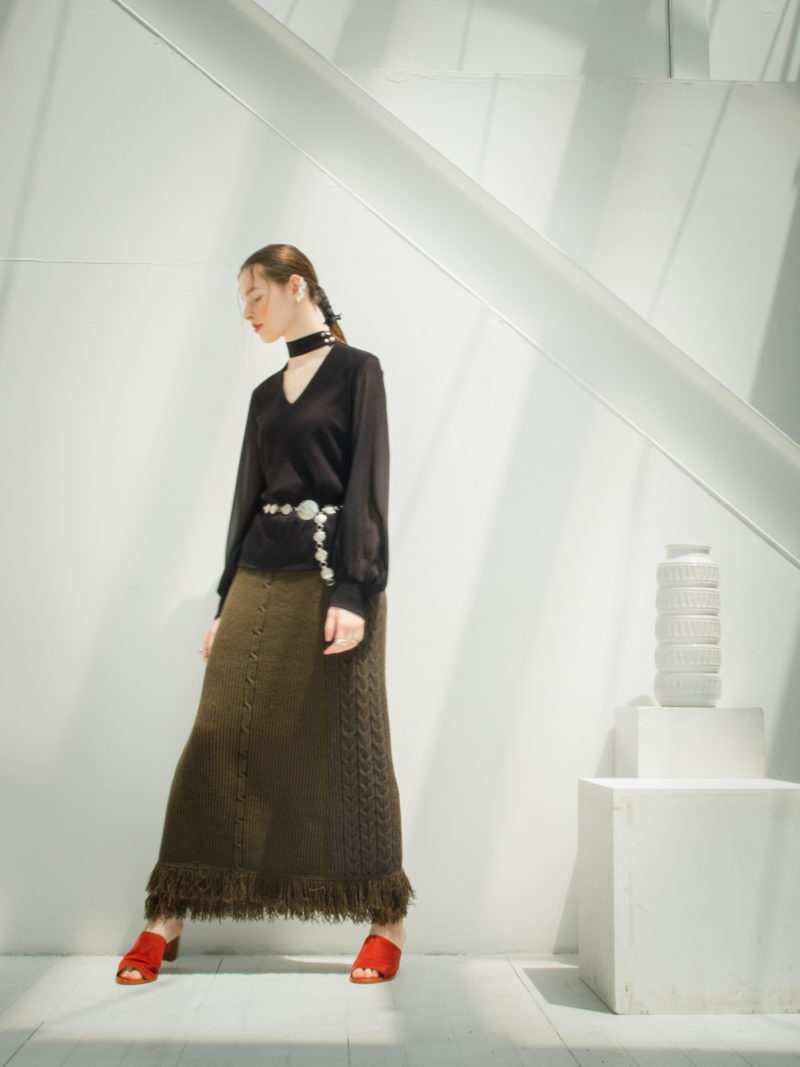 MARTE 2019 AW LOOK 1