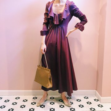 70s Vintage One piece Styling