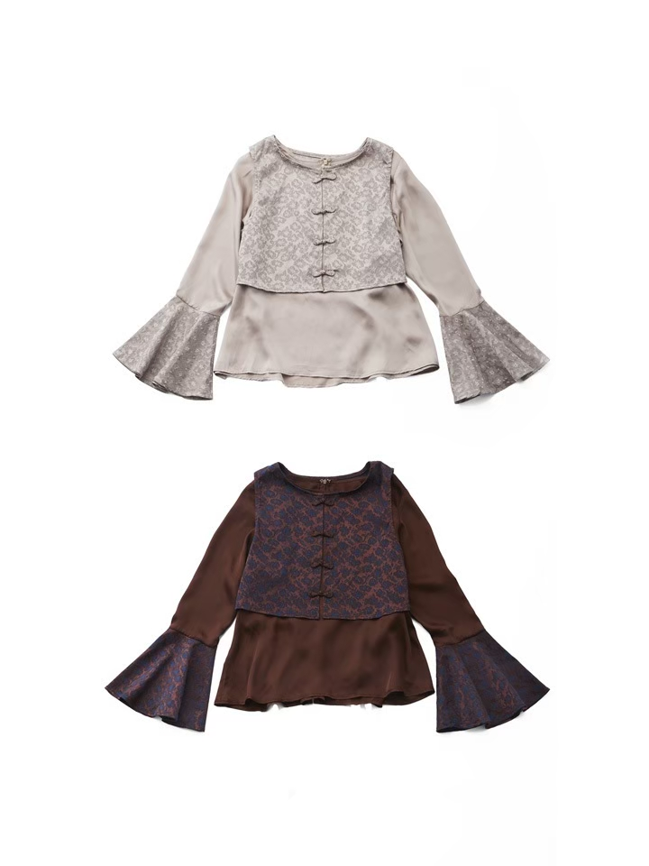 MARTE Chinois Layered Tops / 15,800円(税別)